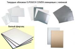 Обложки O.POUCH COVER А4 для Metalbind